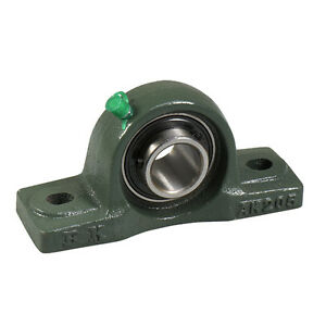 Ucak212 39 2 7 16 Low Profile Pillow Block Mounted Bearing Unit Uclp212 39 Fk