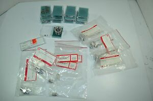 New Aldrich Chemical Parts Accessory Stopcock Needle Bellows Lot Z102350 Z11