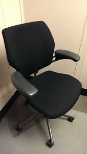 Humanscale Freedom Chair professionally Reupholstered