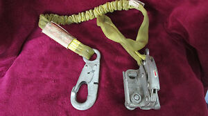 Miller 8174 Rope Grab Safety With 36 Tether 5 8 Or 3 4 Rope Size 415100
