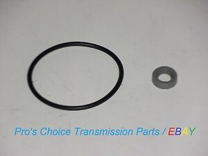 Speedometer Gear Adapter Housing Reseal Kit Fits Gm Th350 Th350c Transmissions