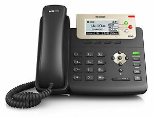 Yealink Sip t23g Enterprise Hd Ippbx Ip Phone With Poe Headset Support