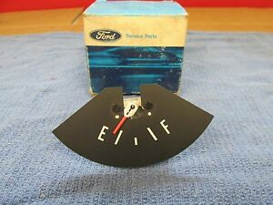 1977 Ford Courier Truck Fuel Gas Gauge Nos Ford In Box 215