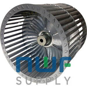 York Luxaire 026 19654 705 Squirrel Cage Furnace Blower Wheel 10 5 x10 5 Cw