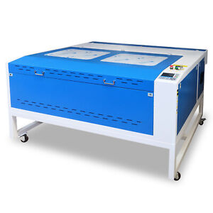 Reci W2 100w 1300 X 900 Mm Co2 Laser Cutter Laser Cutting Engraving Machine Usb