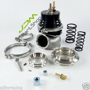 Gt2 60mm Wastegate Black V Band 1jzgte 2jz Rb25 Sr20det Jdm Bk Color U