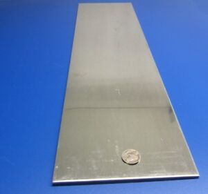 1100 Aluminum Sheet Softened o 125 1 8 Thick X 6 0 Wide X 24 0 Long