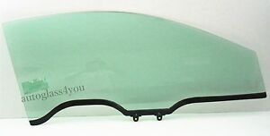 For 03 07 Honda Accord 2 Dr Coupe Front Door Window Glass Passenger Right Side