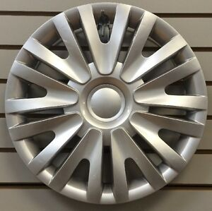 New Vw 2010 2014 Volkswagon Golf 15 Silver Hubcap Wheelcover Replacement