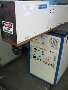 U s Us Laser 403tq Nd yag Tem00 Q switched Micro machining Drilling Working