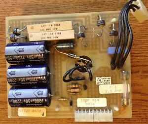 Edwards Gs 47327 0430 Fire Alarm Ass y Board For 5800 Series 039348 0455