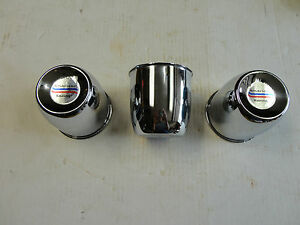 American Racing Wheel Center Hub Caps
