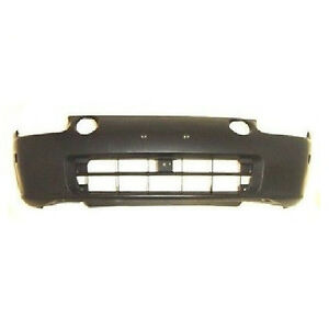 New Front Bumper Cover Primered For Honda Civic Del Sol 1993 1995 Ho1000167