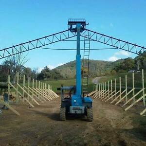 70 Steel Truss For Hay Barns Horse Stalls Agriculture Pole Barn Roof Truss