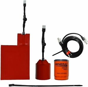 Cold Weather Kit For Generac Standby Generator 8 22kw