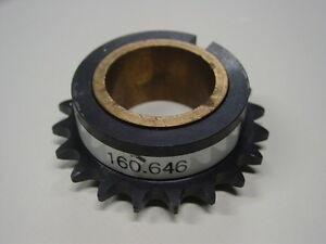 Didde Disengage Sprocket Apollo 17 8 1 2 Web Press Pt 160 646