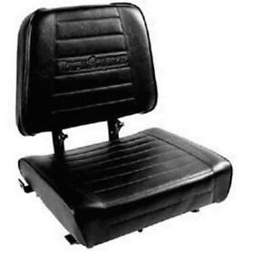 Superior Forklift Seat With Switch hyster Cat Mitsubishi 20 x19 5 x17 vinyl