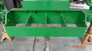 John Deere 950 1050 Front Weight Bracket