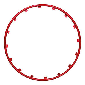 Wheel Protector Rim Ringz 19 Red