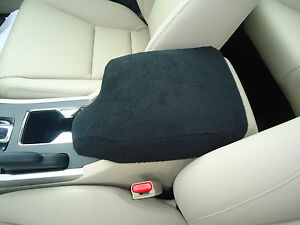 Custom Fits Honda Accord 2013 2017 Fleece Center Armrest Console Lid Cover H2