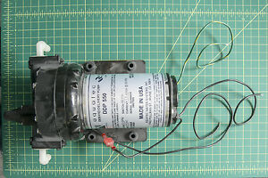 Aquatec Water Systems Ddp 550 Recirculation Pump 5502 1e12 b526
