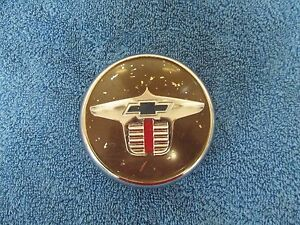 1942 Chevy Suburban Steering Wheel Horn Button Nos 415