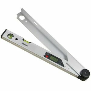 Digital 450mm Angle Protractor Inclinometer Finder High Accruacy Spirit Level