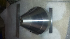 Chucking Bull Nose Dead Center Or Add Your Own Morse Taper Shank