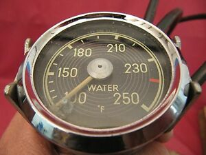 Mercedes benz 300sl Gullwing Roadster Water Temperature Gauge W198