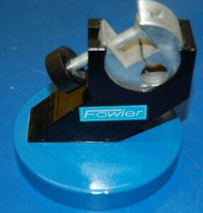 Fowler Table Top Rotating Vice