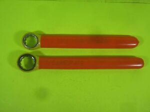 Cementex Insulated Box End Wrench 1000v 13 16 Bew 26 X 7 8 Bew 28 Used
