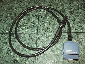 Single Cable Lightly Used Fluke Networks Dtx pla001 Permanent Link Adapter 1