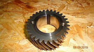 John Deere 950 1050 Tractor Parting Out Crankshaft Gear