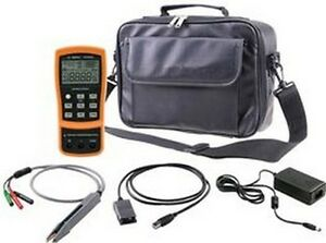 new Keysight U1732p Handheld Lcr Meter Case ac usb smd Set
