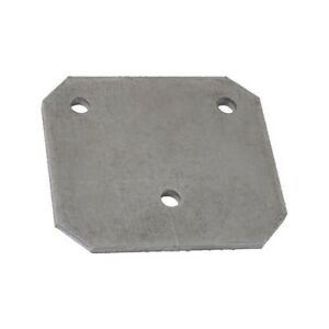 Model A Ford Engine Motor Rear Support Plate 28 23650 1