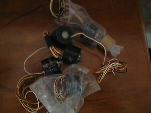 New Kearfott Mini Servo Motor Lot Of 5 Pn R124 1b