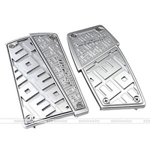 Automatic Transmit Silver Car Pedal Pad Cover For Brake Clutch Accelerator New