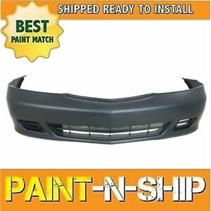 New 1999 2000 2001 2002 2003 2004 Honda Odyssey Front Bumper Painted Ho1000183