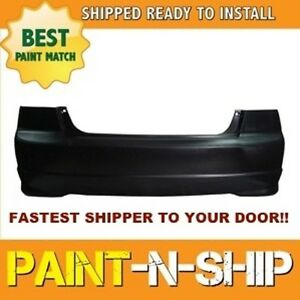 New 2004 2005 Honda Civic Hybrid Rear Bumper Painted To Match ho1100217
