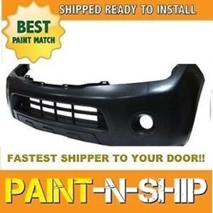 Fits 2008 2009 2010 Nissan Pathfinder Front Bumper Painted To Match Ni1000259