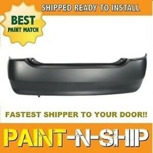 Fits 2004 2005 2006 2007 2008 2009 Toyota Prius Rear Bumper Painted To1100239