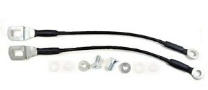 Tailgate Support Cable Fits 1995 96 To 2001 2002 2003 Toyota Tacoma Pair Set Kit