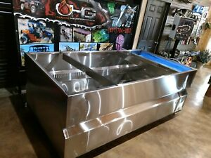 Ohg 8 Stainless Steel Water Transfer Printing Hydrographics Tank W Kit Package