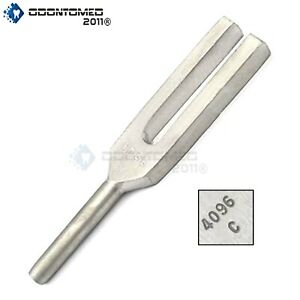 New Tuning Fork C 4096 Ent Surgical Medical Instruments Exam Diagnostic Tools