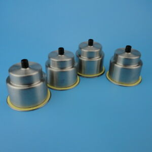 8pcs High Quality Drink Cup Holder Boat Rv Marine Grade Brushed Stainless Steel