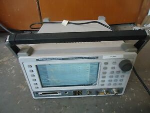 Racal 6113e Digital Radio Test Set For Parts Or Repair