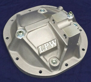Ford 8 8 Irs Rear End Diff Girdle Lpw Support Cover Mustang Cobra
