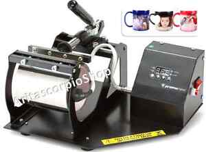 Digital Sublimation Heat Press Machine Transfer Commercial Coffee Mug Cup Art