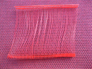 5000 3 Inch Regular Red Price Tag Tagging Barbs Fasteners