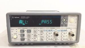Hp agilent 53132a Opt 010 Universal Frequency Counter